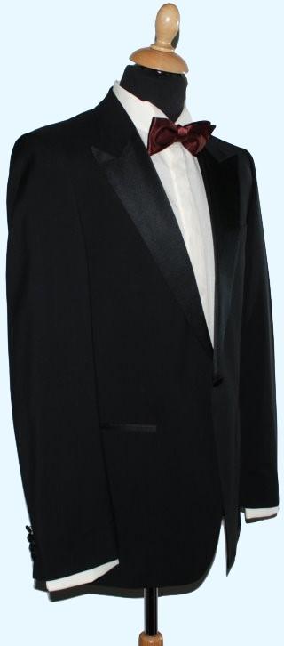 Hugo Boss Herren Super 100 Schurwoll-Smoking Gr.  106 NEU   eBay 6a68f31be2