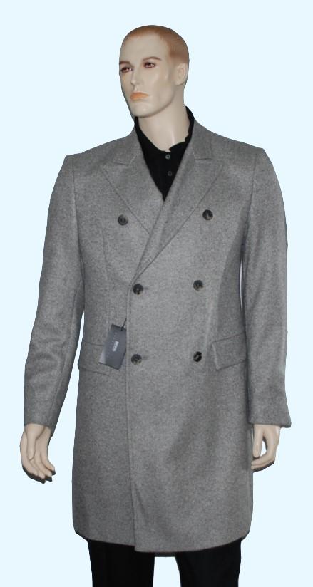 hugo boss selection kaschmirmix mantel gr 50 neu ebay. Black Bedroom Furniture Sets. Home Design Ideas